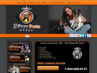 5 Paw Pets Hollywood Hollywood