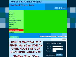 Homestead Animal Hospital Homestead