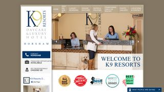 K9 Resorts of Horsham PA Horsham
