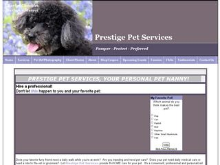 Prestige Pet Services | Boarding