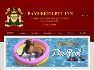 Pampered Pet Inn | Boarding