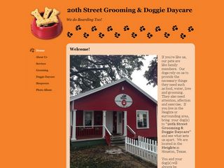 20th Street Grooming Doggie Daycare Houston