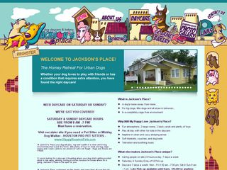 Jacksons Place Dog Daycare Houston