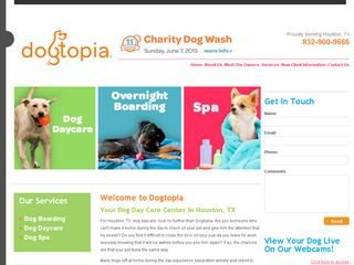 Dogtopia Houston | Boarding