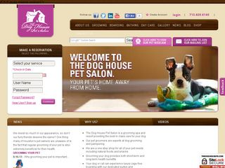 The Dog House Pet Salon | Boarding