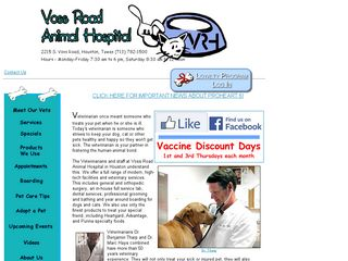 Voss Road Animal Clinic | Boarding