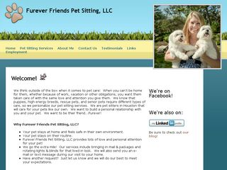 Furever Friends Pet Sitting LLC | Boarding