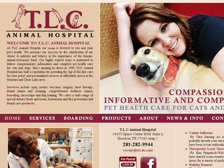 TLC Animal Hospital Houston