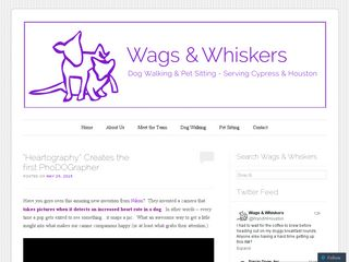 Wags  Whiskers Houston | Boarding