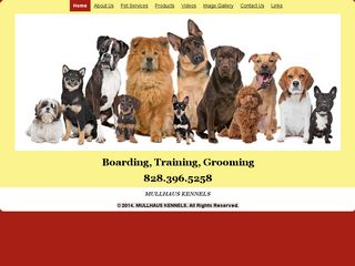 Mullhaus Kennels | Boarding