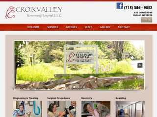 Croix Valley Veterinary Hospital LLC | Boarding