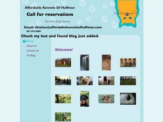 Affordable Kennels of Huffman Huffman