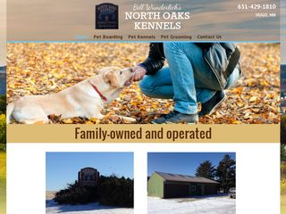 Wunderlichs North Oak Kennels | Boarding