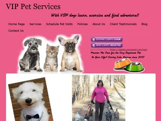VIP Pet Services LLC Huntersville