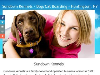 Sundown Kennels | Boarding