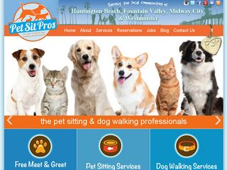 Pet Sit Pros Huntington Beach Huntington Beach