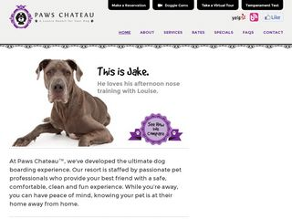Chateau Paws | Boarding