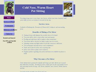 Cold Nose Warm Heart Pet Sttng | Boarding