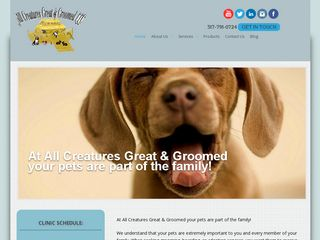 All Creatures Great and Groomed | Boarding