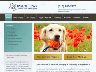 Bark N Town Pet Resort and Day Spa | Boarding