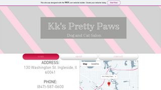 KK's Pretty Paws | Boarding