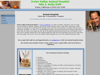 Irvine Valley Animal Hospital | Boarding