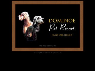Dominoe Pet Resort | Boarding