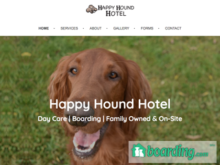 Happy Hound Hotel Issaquah