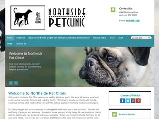 Northside Pet Clinic Jackson
