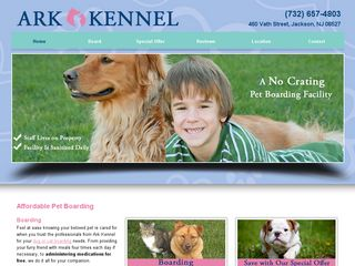 Ark Kennel Jackson