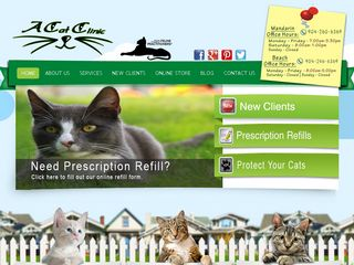 A Cat Clinic Inc Jacksonville
