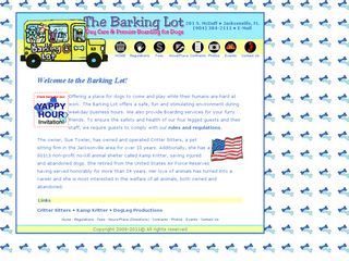 Barking Lot The | Boarding