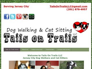 Tails On Trails LLC | Boarding