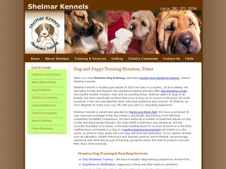 Shelmar Kennels | Boarding
