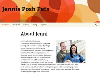 Photo of Jennis Posh Pets in Katy