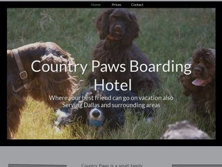 Country Paws Boarding Hotel Kaufman