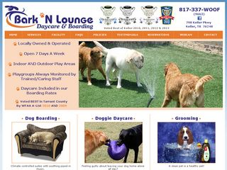 Bark N Lounge Pet Resort Keller