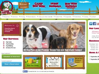 Camp Bow Wow Dog Boarding Kemah | Boarding