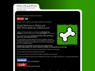Dallas and Pals | Boarding