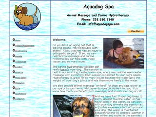 Aqua Dog Spa | Boarding