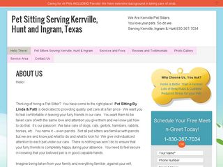 Happier At Home Pet Sitters Kerrville