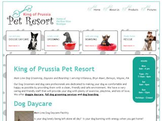 King of Prussia Pet Resort | Boarding