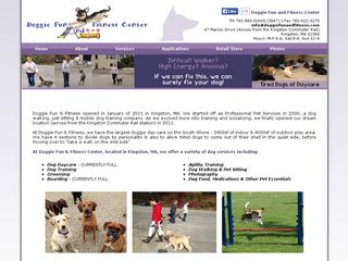 Doggie Fun & Fitness Kingston