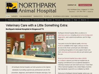 Northpark Veterinary Hospital | Boarding