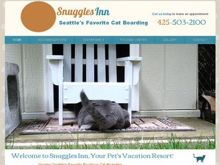 Snuggles Inn Kitty Hotel | Boarding
