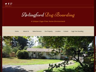 Arlingford Dog Boarding Kirkland