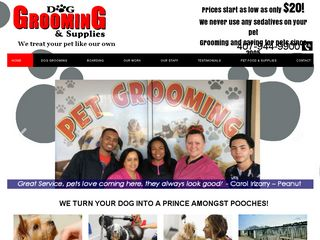 Dog Grooming   Supplies LLC | Boarding