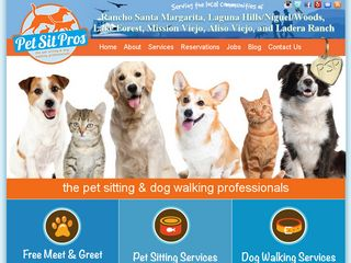 Pet Sit Pros of South Orange County LLC Laguna Hills
