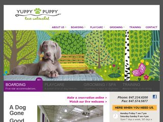 A Yuppy Puppy Inc. Lake Bluff