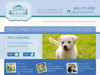 Animal Inn Pet Resort  Spa Lake Elmo